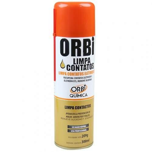 Limpa Contato Spray Orbi 300ML