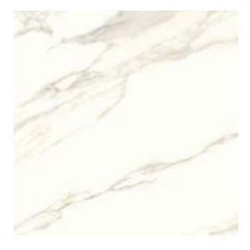 Piso Cerâmico Branco Lasa HD 60X60