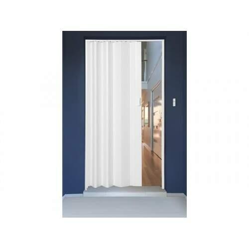 Porta Sanfonada Branca Duda 84cm