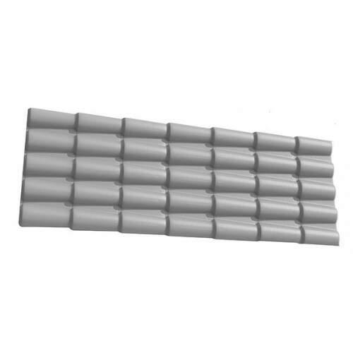 Telha Colonial Cor Concreto 2300x860 PRECONVC