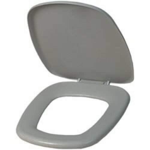 Assento Almofadado Cinza Prata REF: TSL/K