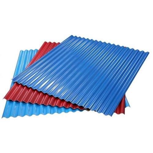 Telhas Plástica Azul Fortlev 2,44x1,10